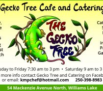 Gecko Tree Cafe and Catering, Williams Lake