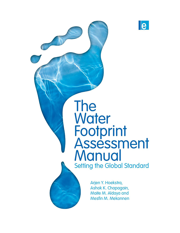 The Water Footprint Assessment Manual presents a global standard for water use, in an effort to conserve water resources across borders and industries.