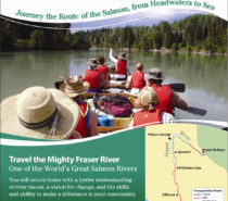 STEWARDSHIP | Adventurous Change-Makers Wanted for Unique Fraser River Journey