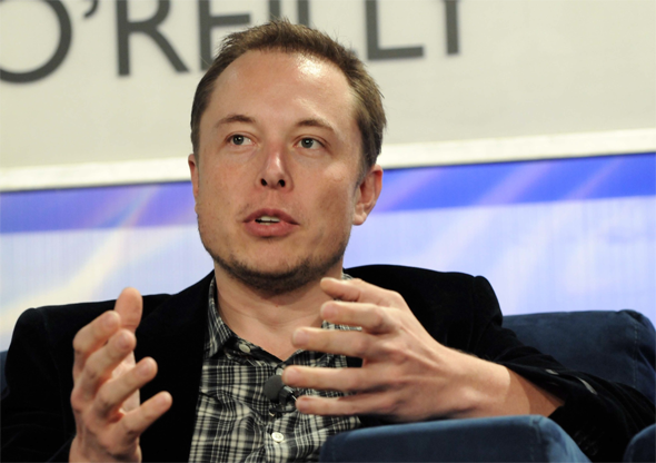 Elon Musk, entrepreneurial wiz, creator of the Powerall battery, co-founder of PayPal and Zip2, and founder of SpaceX and Tesla Motors. Photo: https://www.flickr.com/photos/jdlasica/