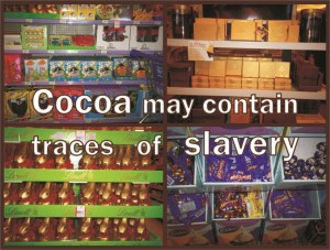 Cocoa may contain traces of slavery. Photo: Flickr,  Pleuntje