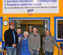 RECYCLING | Positive change at Williams Lake Return-It Depot