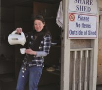 COMMUNITY | Share Sheds: Someone's garbage is another's treasure