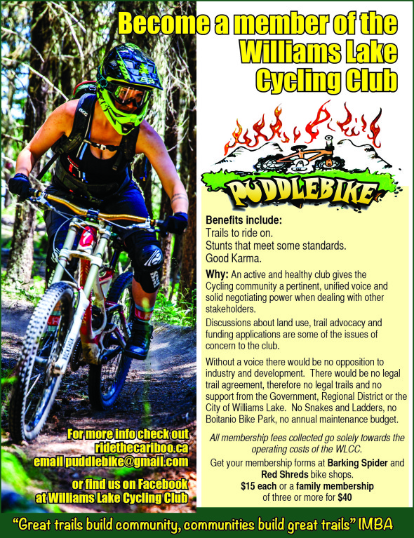 WL Cycling Club quarter June2016(1)