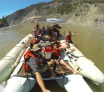 CONSERVATION | On the Fraser River with the Sustainable Living Leadership Program (SLLP)