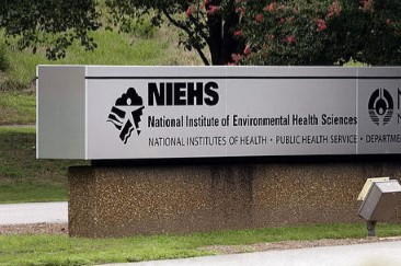 Entrance For The National Institute Of Environmental Health Sciences And Toxicology Program In Research