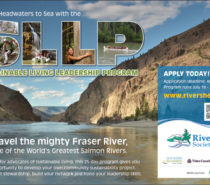 Sustainability Change-makers Wanted for Fraser River Adventure
