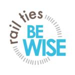 RailTiesBeWise logo