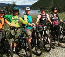 It's Just Like Riding a Bike: Women and Mountain Biking