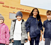 Sacred Heart School: Caring for our common home
