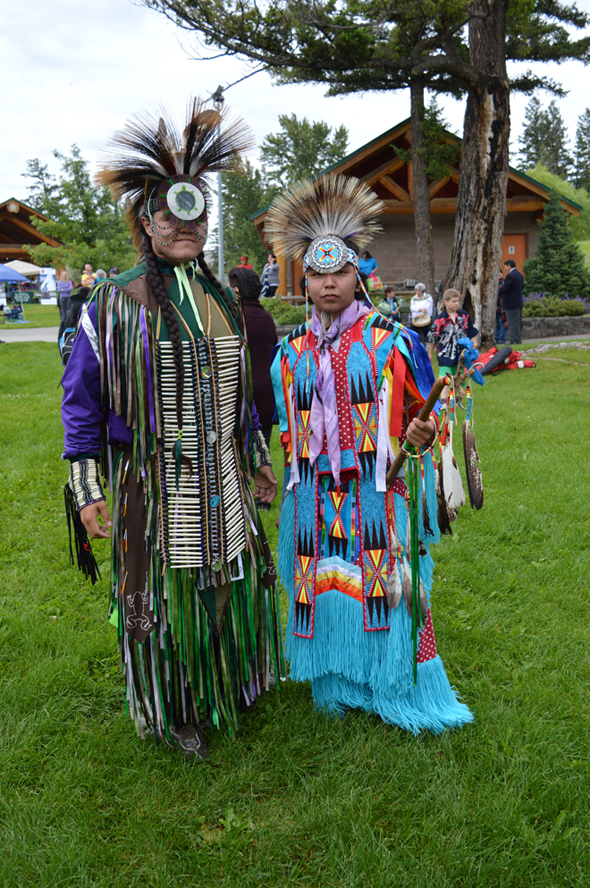 Everyone is welcome to enjoy the exciting parade and events in Boitanio Park on June 21 for National Aboriginal DayPhoto:  Northern Shuswap Tribal Council/Brad McGuire