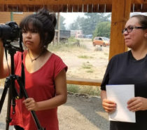 The Fight for our Lives: Budding T'it'q'et filmmakers in Lillooet, BC focus on the importance of salmon to their community and culture