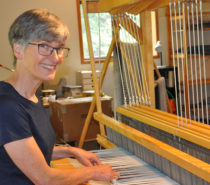 Green Business Feature | Cariboo Handwoven – Colour, texture, and art