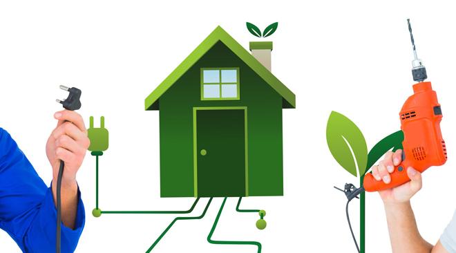 Home Renos: Don't Go Big, Go Green