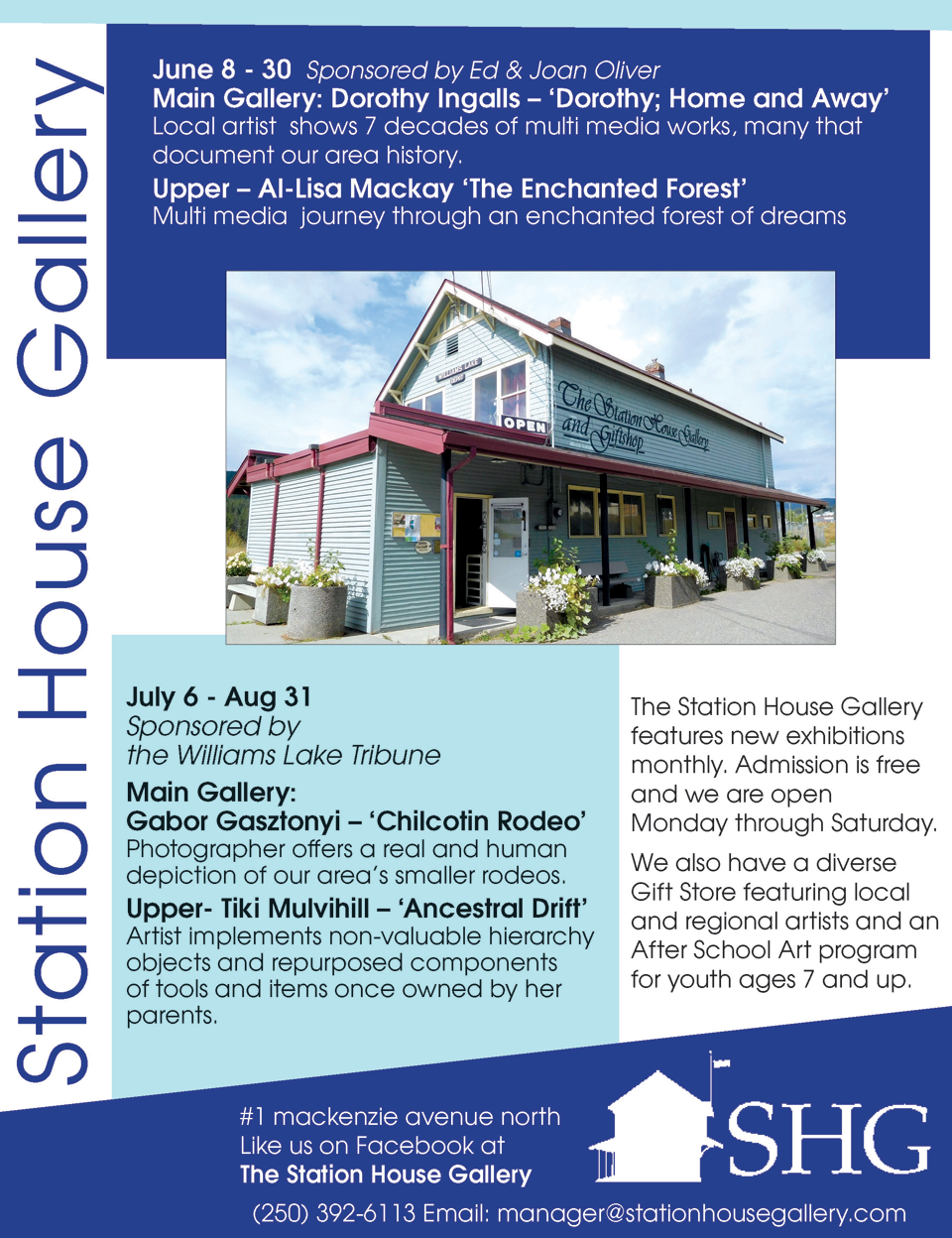 Station House Gallery   Exhibit: Dorothy