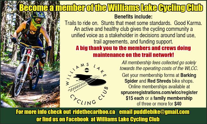 Williams Lake Cycling Club: Autonomous Volunteerism