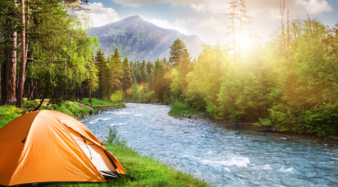 Eco-friendly Camping: How Green Can you Go?