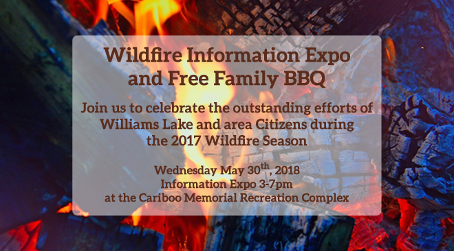 Wildfire Information Expo and Family Barbeque