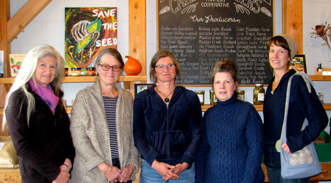 Cariboo Growers Co-op Closure Invites New Interest in Local Food Business