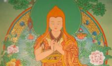 Guru puja at Gendun Drubpa Buddhist Centre in celebration of Lama Tsong Khapa Day