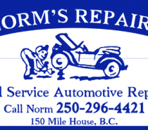 Norm's Repairs
