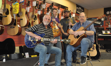 Green Business Feature: The Guitar Seller – Selling Happiness Since 1978
