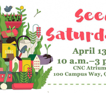 Seedy Saturday in Quesnel: Food In Changing Times