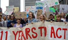 Vancouver School Strike for Climate Action