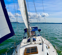 Sailing for Good – Tiny Home on the Big Blue