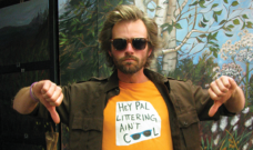 No Time Left To Waste: Hey pal, Littering ain't Cool!