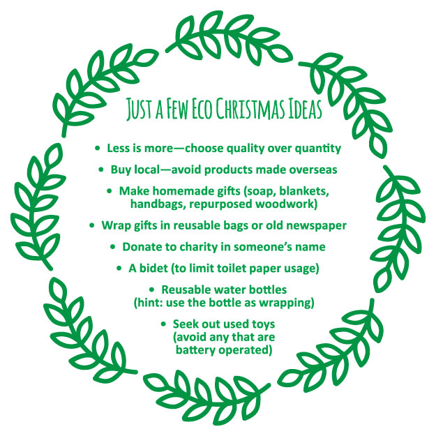 Eco Christmas Ideas