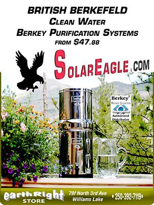 earthRight Berkey Water Filter