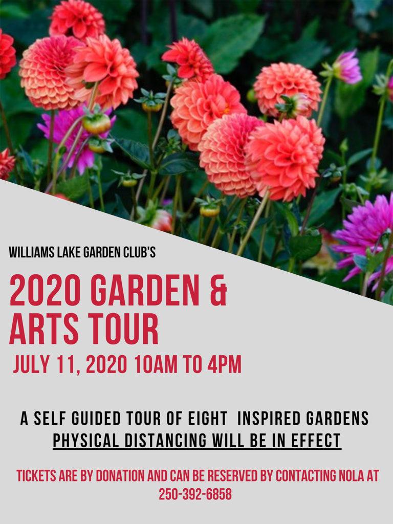 2020 Garden & Arts Tour